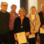 Wolfgang + Inge Pörschke, Claudia Wipijewski, Margret + Werner Schmidt