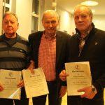 Peter Albersmeier, Bernd Spiekerkötter, Horst Stellbrink