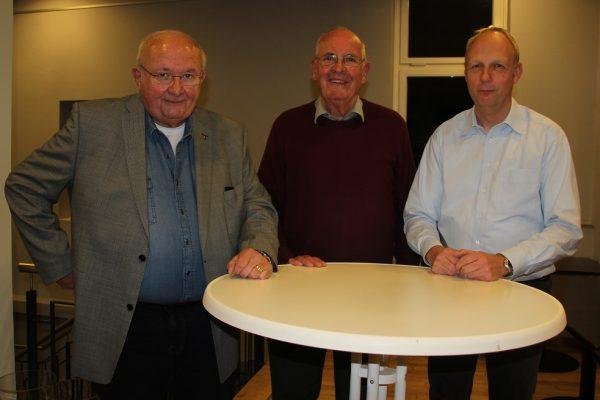3-Generationen-Vorsitzende: Ramsel, Behrends, Arendt